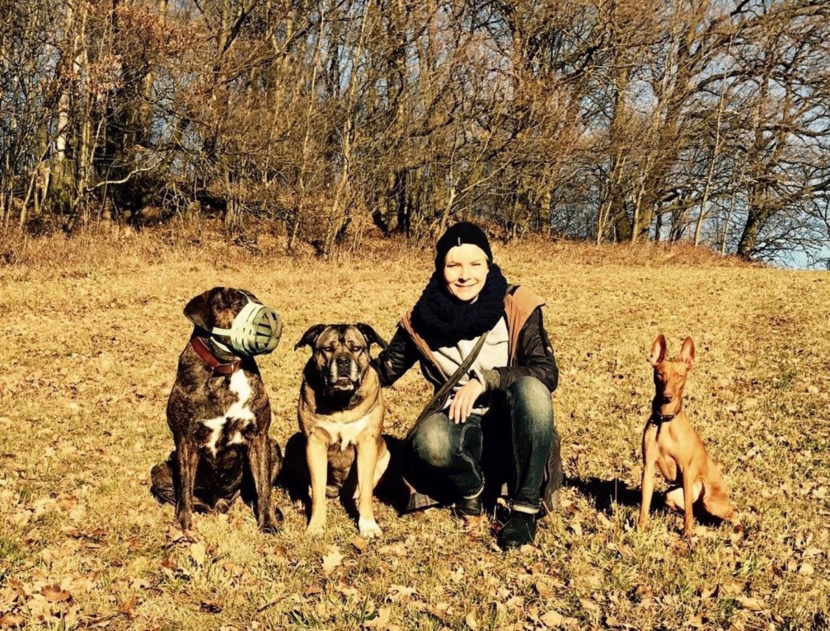 Katja Kerscher - hundsamma - Über mich